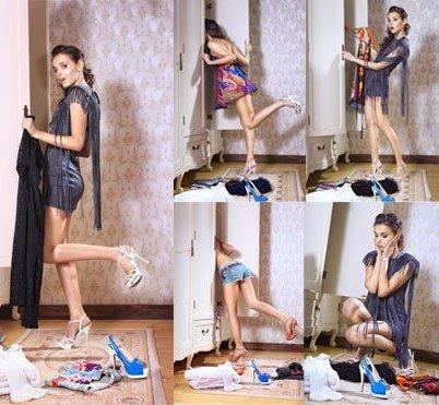 вещи женского гардероба