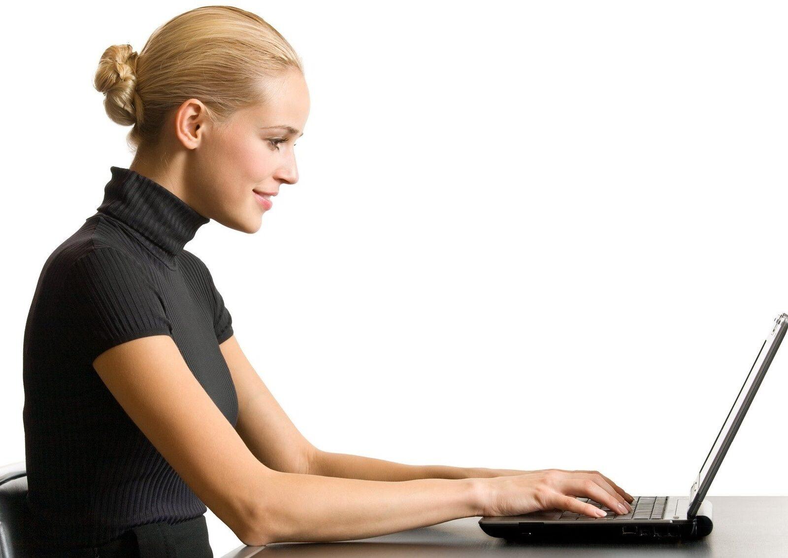 Обучение работе в интернете на дому