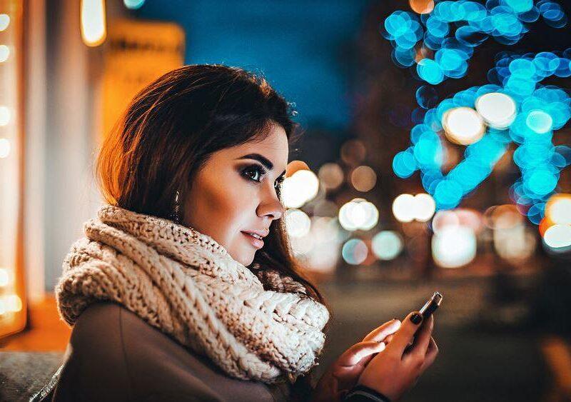 Особенности работы в видео чате с телефона в интернете