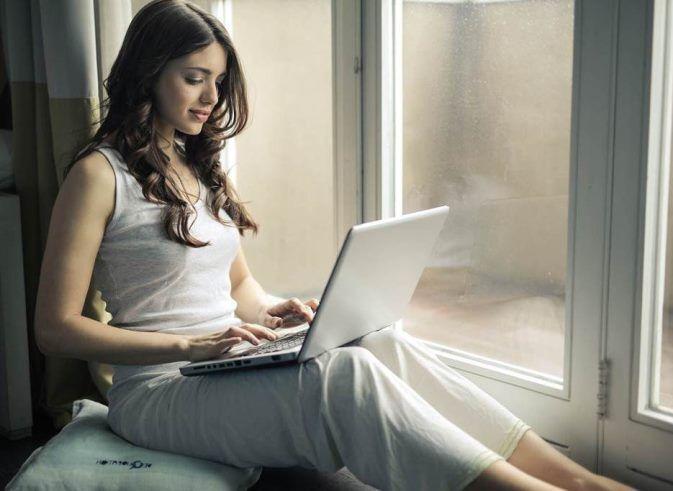 Работа веб моделью в Европе на дому в интернете