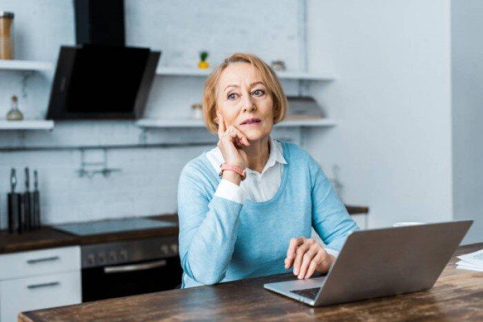 Удаленная работа для пенсионеров в сфере вебкам в интернете